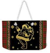 Rustic Christmas-jp3701 Weekender Tote Bag