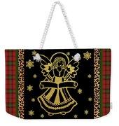 Rustic Christmas-jp3703 Weekender Tote Bag