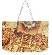 Rustic Country Coffee House Still Weekender Tote Bag