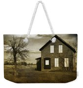 Rustic County Farm House Weekender Tote Bag