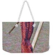 Rustic Eagle 2 Weekender Tote Bag