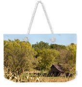 Rustic Escape Weekender Tote Bag