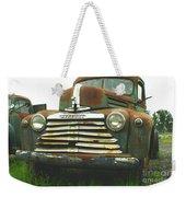 Rustic Mercury Weekender Tote Bag by Randy Harris