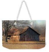 Rustic Midwest Barn Weekender Tote Bag