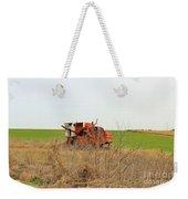 Rustic018 Weekender Tote Bag