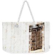 Finestra Rustica Weekender Tote Bag