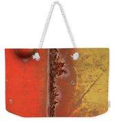 Rusting Weekender Tote Bag