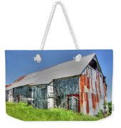 Rusty Barn Weekender Tote Bag