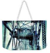 Rusty Bridge Weekender Tote Bag