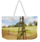 Rusty Garden Feature Weekender Tote Bag