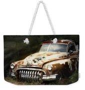 Rusty Ghost Weekender Tote Bag