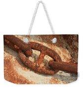 Rusty Links 1 Weekender Tote Bag