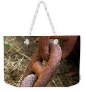 Rusty Links Weekender Tote Bag