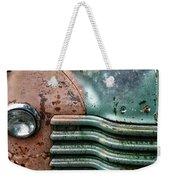 Rusty Old Beauty Weekender Tote Bag