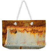Rusty Peel Weekender Tote Bag