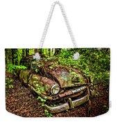 Rusty Plymouth Weekender Tote Bag
