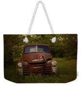Rusty Red Chevy Weekender Tote Bag