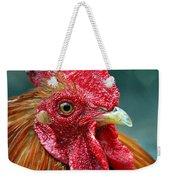 Rusty Rooster Weekender Tote Bag