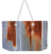 Rusty Siding Weekender Tote Bag