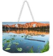 Ruth Lake Lilies Weekender Tote Bag