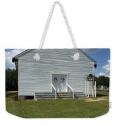 Rutledge Primitive Baptist Church Weekender Tote Bag