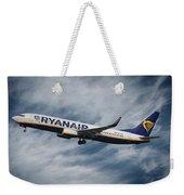 Ryanair Boeing 737 Weekender Tote Bag