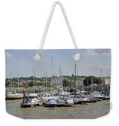Ryde Harbour Weekender Tote Bag