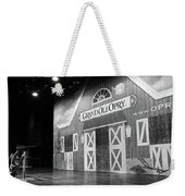 Ryman Opry Stage Weekender Tote Bag