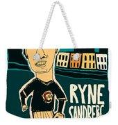 Ryne Sandberg Chicago Cubs Weekender Tote Bag