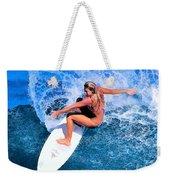 S Brooke Weekender Tote Bag