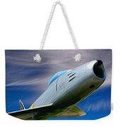 Saber Jet Weekender Tote Bag