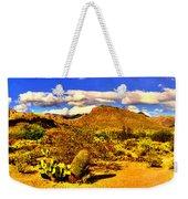 Sabino Canyon Panorama No. 1 Weekender Tote Bag