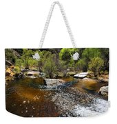 Sabino Creek Weekender Tote Bag