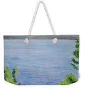 Sacandaga Lake Weekender Tote Bag