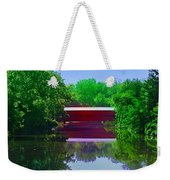 Sachs Covered Bridge - Gettysburg Pa Weekender Tote Bag