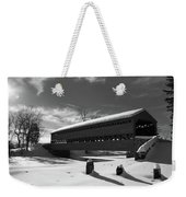Sach's Covered Bridge Weekender Tote Bag