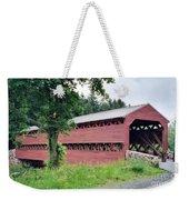 Sachs Covered Bridge  Weekender Tote Bag