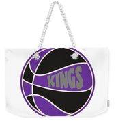 Sacramento Kings Retro Shirt Weekender Tote Bag