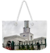 Sacramento Red Weekender Tote Bag