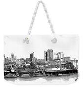 Sacramento Skyline N. Weekender Tote Bag