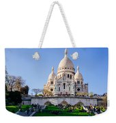 Sacre Coeur Basilica Weekender Tote Bag