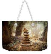 Sacred Cairn Weekender Tote Bag