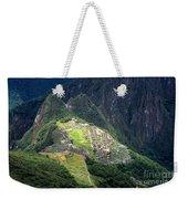 Sacred City Of Machu Picchu Weekender Tote Bag