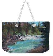 Sacred Dancing Cascade Weekender Tote Bag