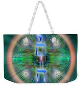 Sacred Geometry 648 Weekender Tote Bag