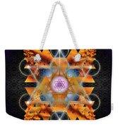 Sacred Geometry 701 Weekender Tote Bag