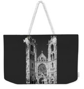 Sacred Heart Cathedral - Newark,new Jersey Weekender Tote Bag