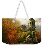 Sacred Heart Chapel Paris Weekender Tote Bag
