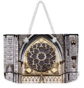 Sacred Heart Church Detail Roscommon Ireland Weekender Tote Bag