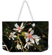 Sacred Heart Flowers Weekender Tote Bag